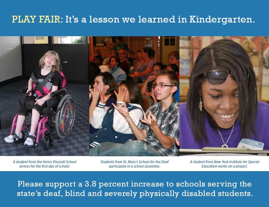 Support Fair Funding 3