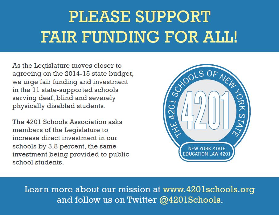 Support Fair Funding 4