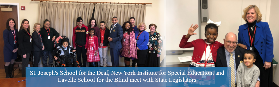2018 Lobby Day St Joseph's School For The Deaf